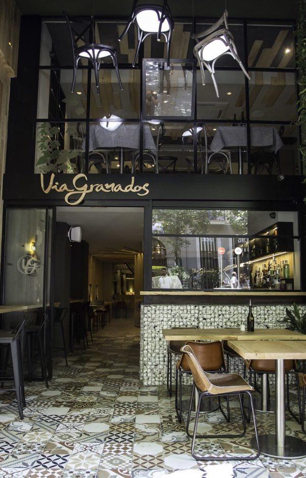 Restaurante v a granados disfruta de la aut ntica cocina for Restaurante cocina catalana barcelona